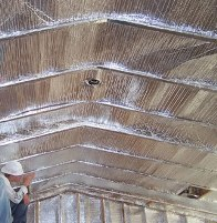Radiant Barrier In The Attic