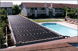 Solar Swimming Pool Heaters Add Extra Months To Swim Season!